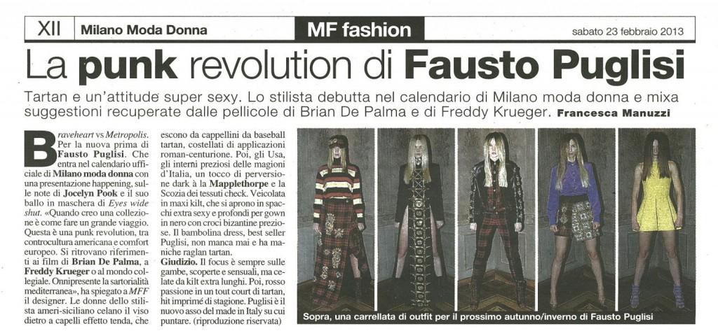 MFF - Fausto