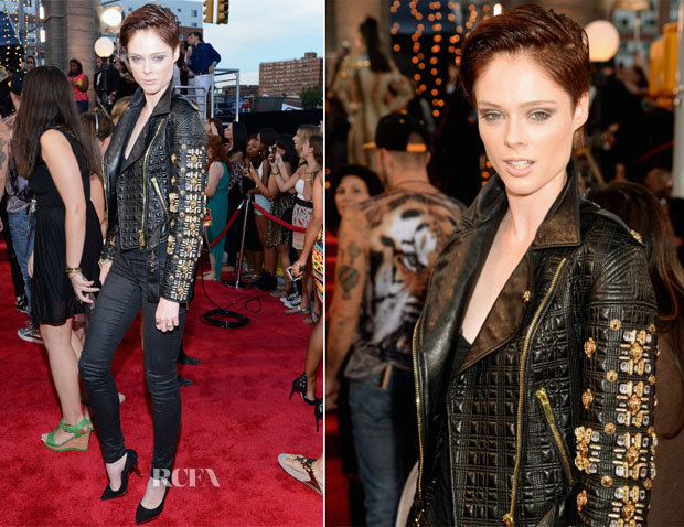 Coco-Rocha-In-Fausto-Puglisi-2013-MTV-Video-Music-Awards-VMAs