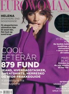 Eurowoman DEN 2013-9-1 Cover
