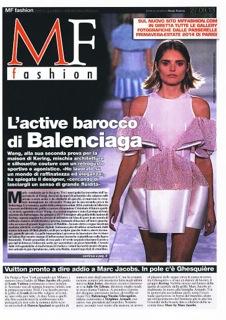MF Fashion ITA 2013-9-27 Cover