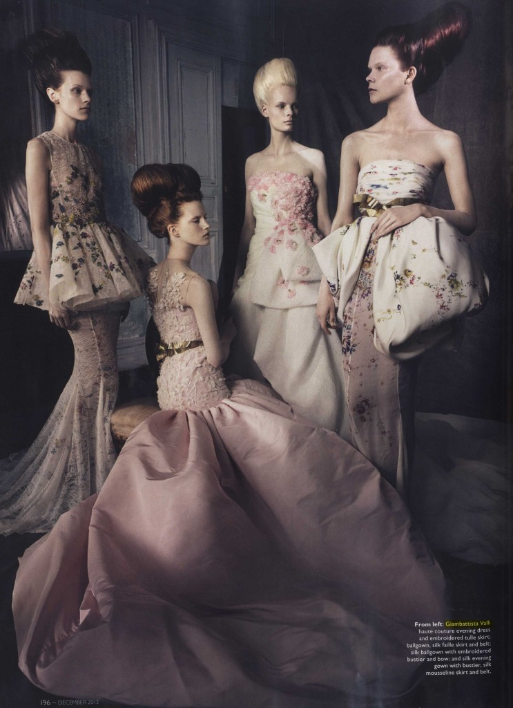 VOGUE AUSTRALIA dec 13 GIAMBATTISTA VALLI 3