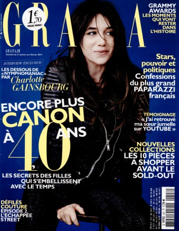 GRAZIA 31 jan 14 GIAMBATTISTA VALLI cover