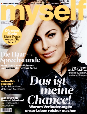 MYSELF GERMANY feb 14 GIAMBATTISTA VALLI cover