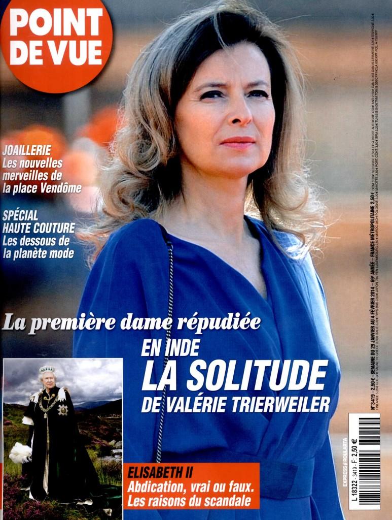 POINT DE VUE 29 jan 14 GIAMBATTISTA VALLI cover