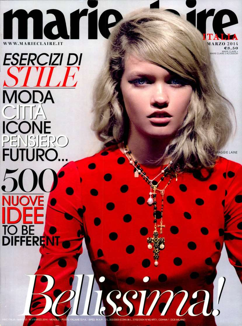 Marie claire italy new pics
