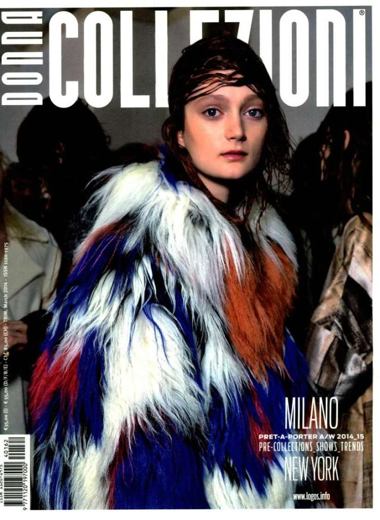 Collezioni Donna ITA 2014-3-1 Cover