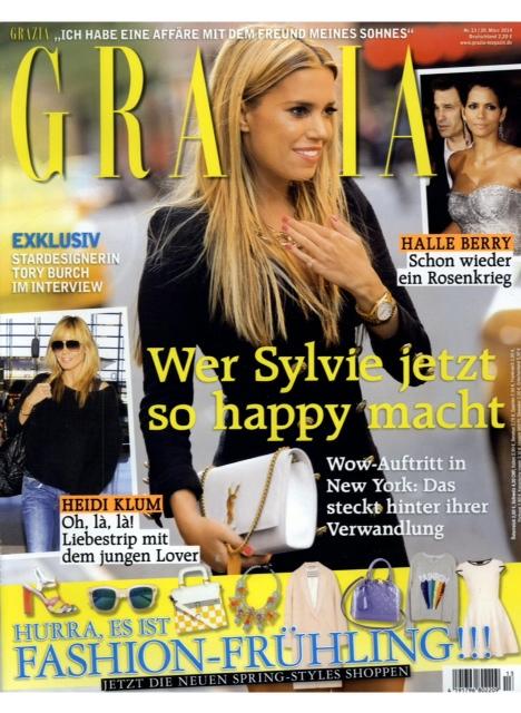 Grazia (D) 20.03.14 Cover