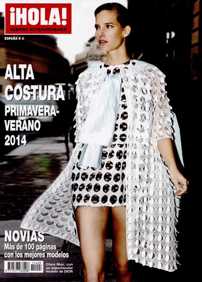 Giambattista Valli on Hola Spain, Haute Couture Issue, s/s 2014 ...