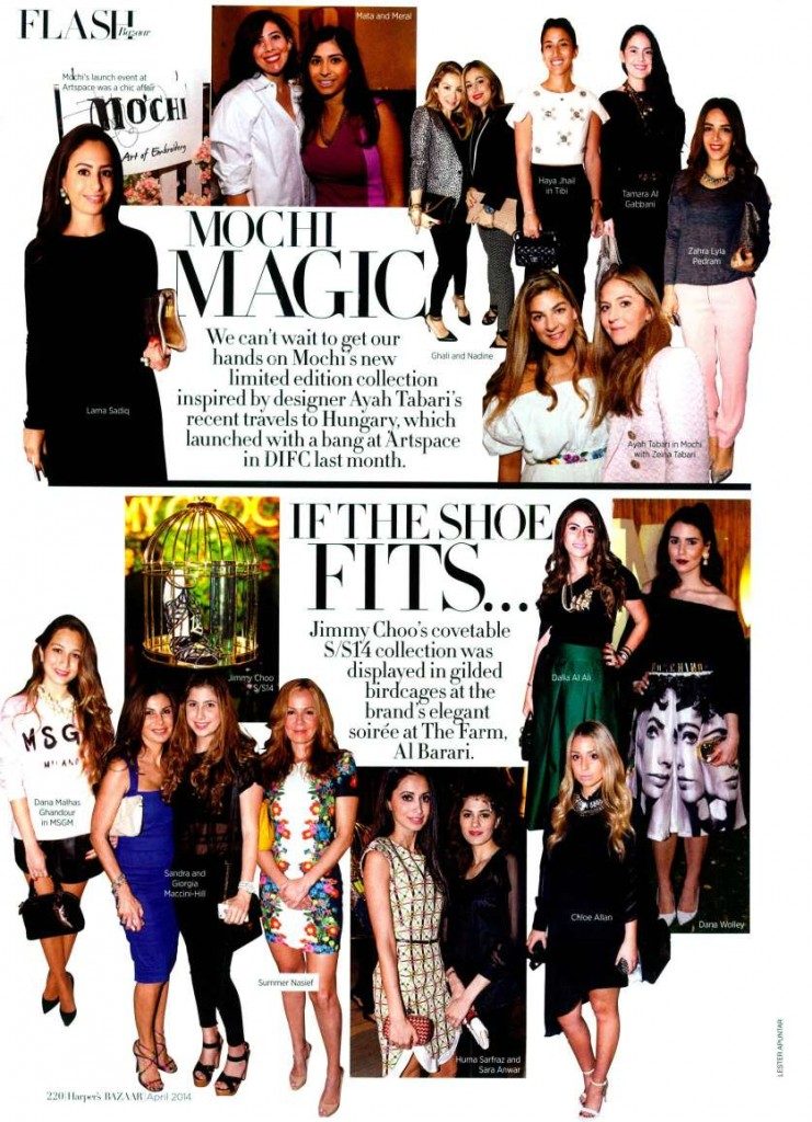 Harper's Bazaar UAE - English 2014-4-1 pag 220