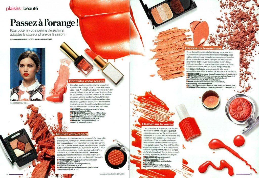 Le Parisien Magazine FRA 2014-5-23 pag 86