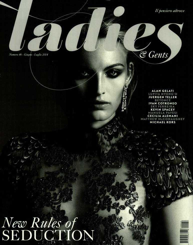 Ladies ITA 2014-6-1 Cover