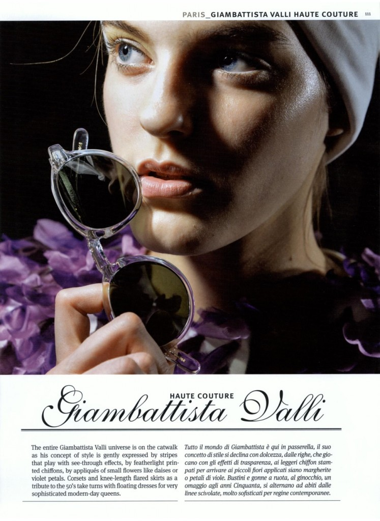 Collezioni Haute Couture 9.14 p.111