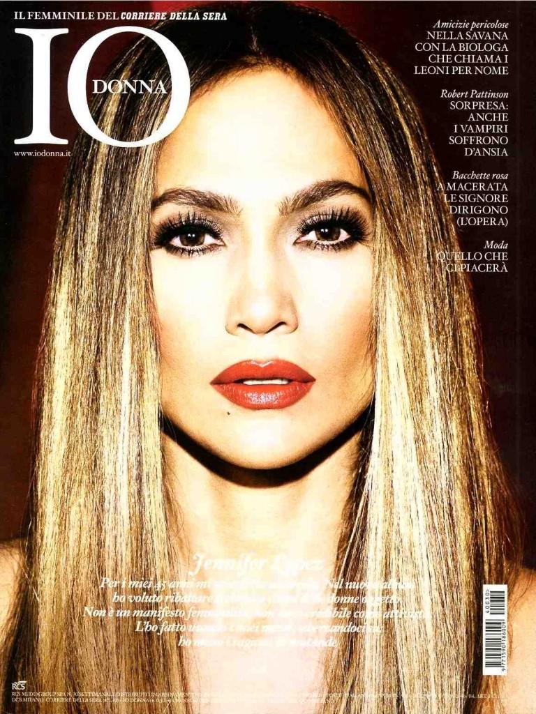 IO DONNA - 19.07.14 - COVER