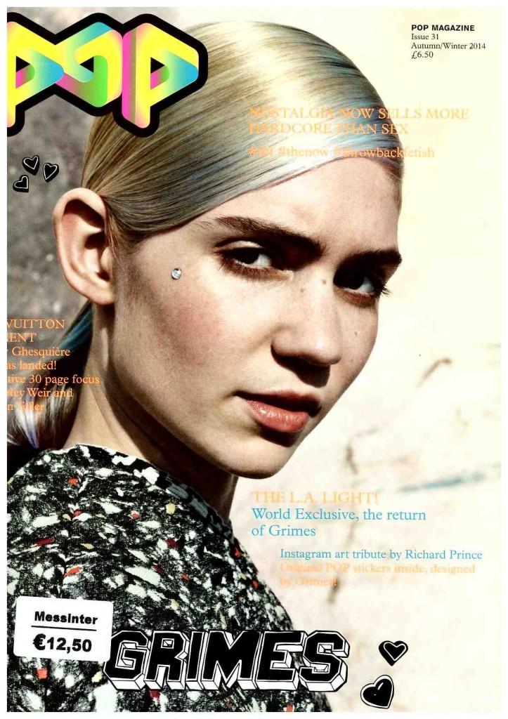 POP - AW14 - COVER