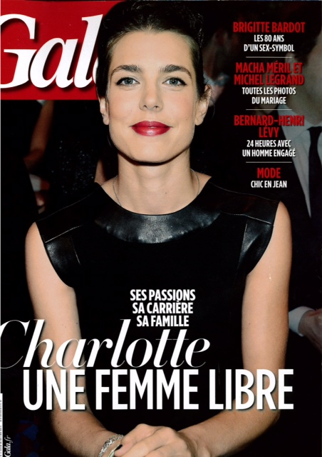 GALA DATED SEPTEMBER 24th 2014 Cover