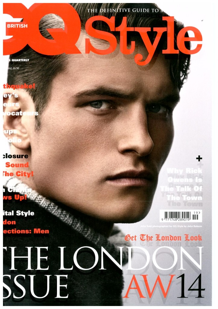 GQ STYLE - AW14 - COVER copia