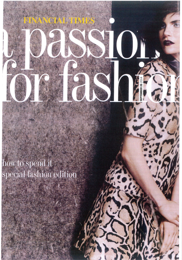 Interview of Giambattista Valli in A Passion for Fashion, Financial