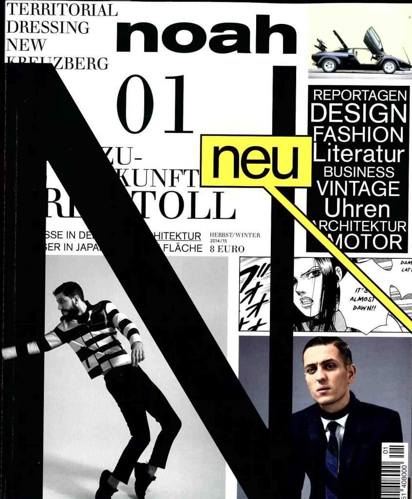 NOHA - FW14 - COVER