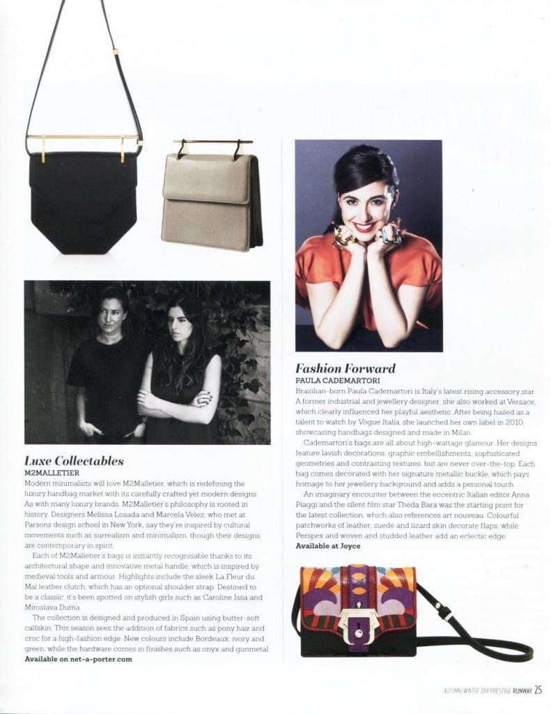 Prestige Magazine HKG - Runway 2014-9-1 pag 25