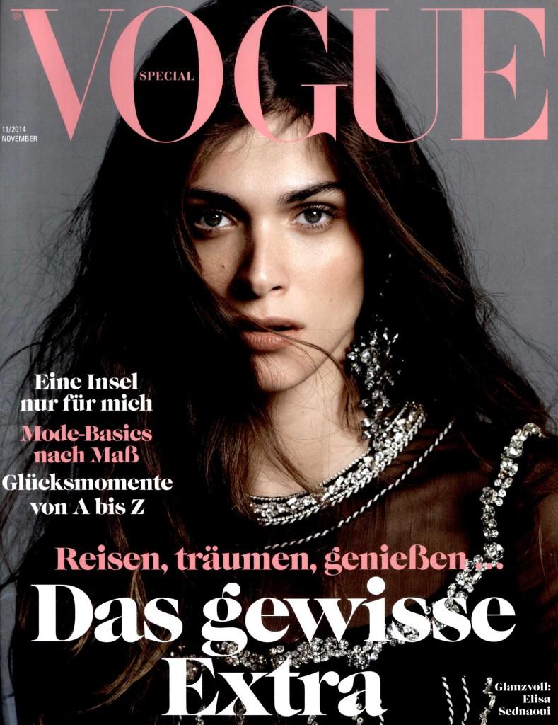 VOGUE Special GERMANY nov 14 GIAMBATTISTA VALLI cover