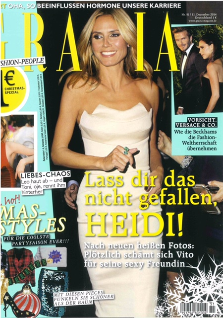 GRAZIA GE - 11DEC14 - COVER