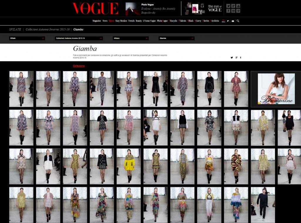 Vogue.it 28.02.15