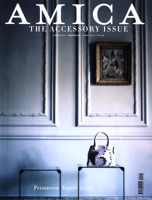 AMICA ACCESSORIES ISSUE - SS 15 - COVER