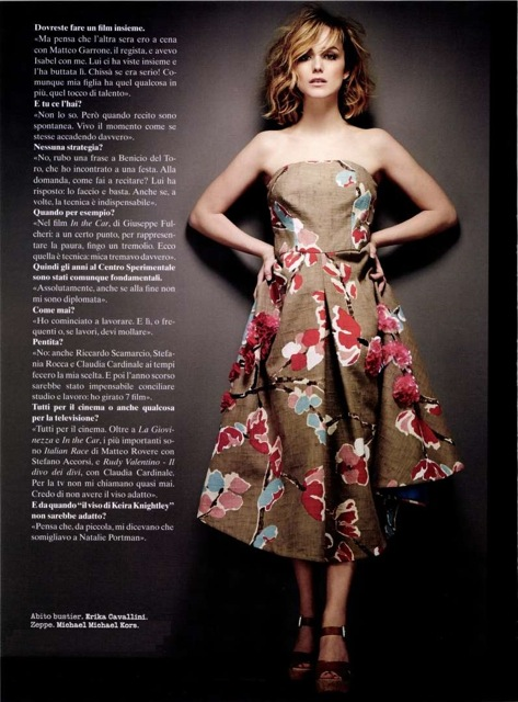 GLAMOUR ITALIA MAY 2015, pag 156