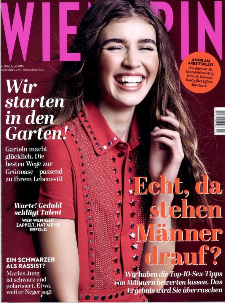 Wienerin OST 2015-4-1 Cover