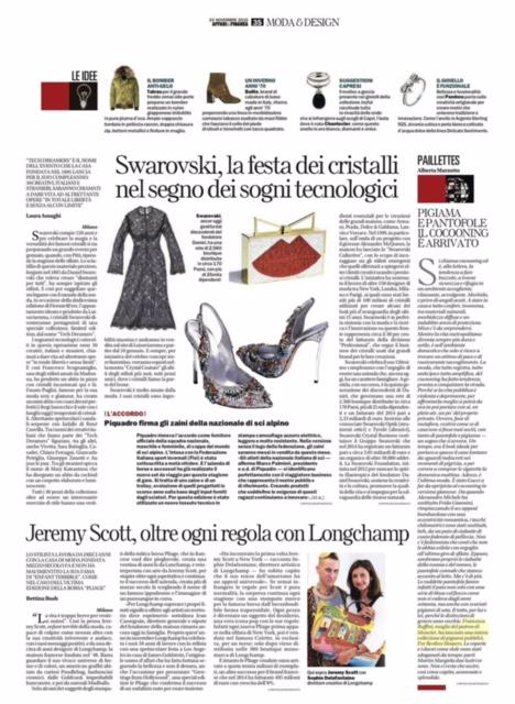 La Repubblica - Affari & Finanza 23.11.15 p.35