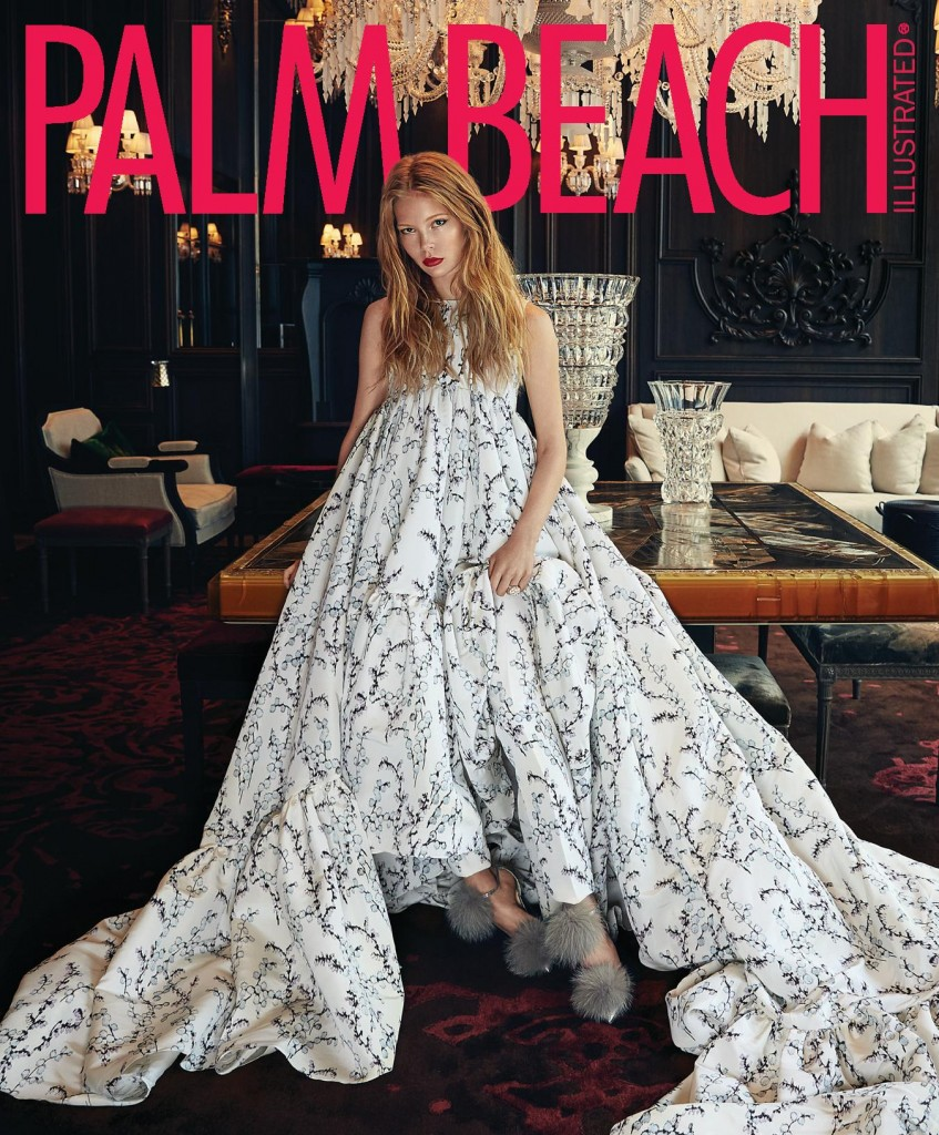 Palm Beach Illustrated - December 2015 (Cover)