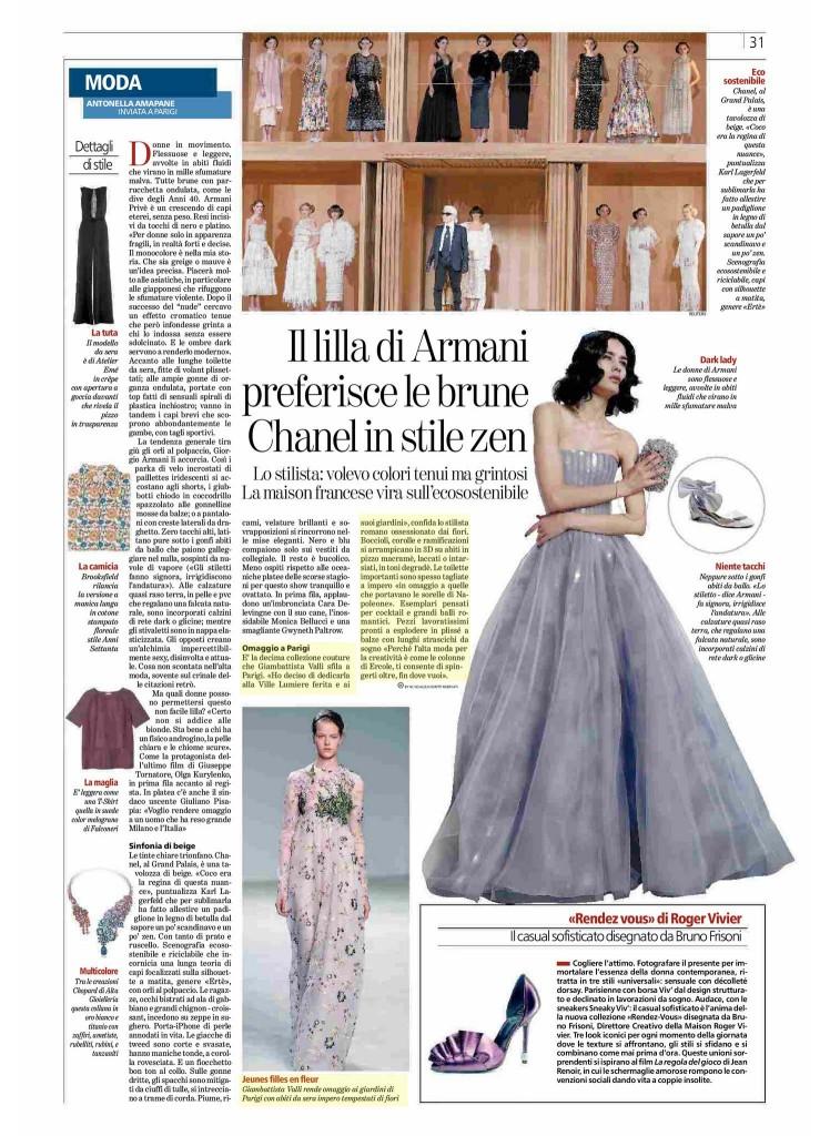 La Stampa 27.01.16 p.31