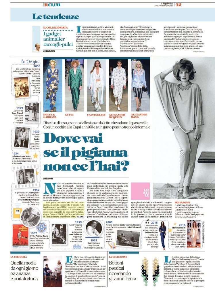 La Repubblica 26.03.16 p.42
