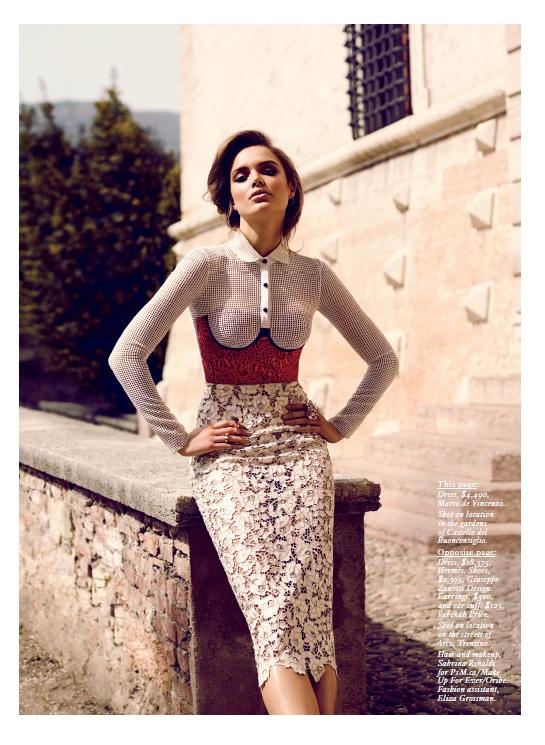 Fashion Magazine, Summer 2016, Pg. 103
