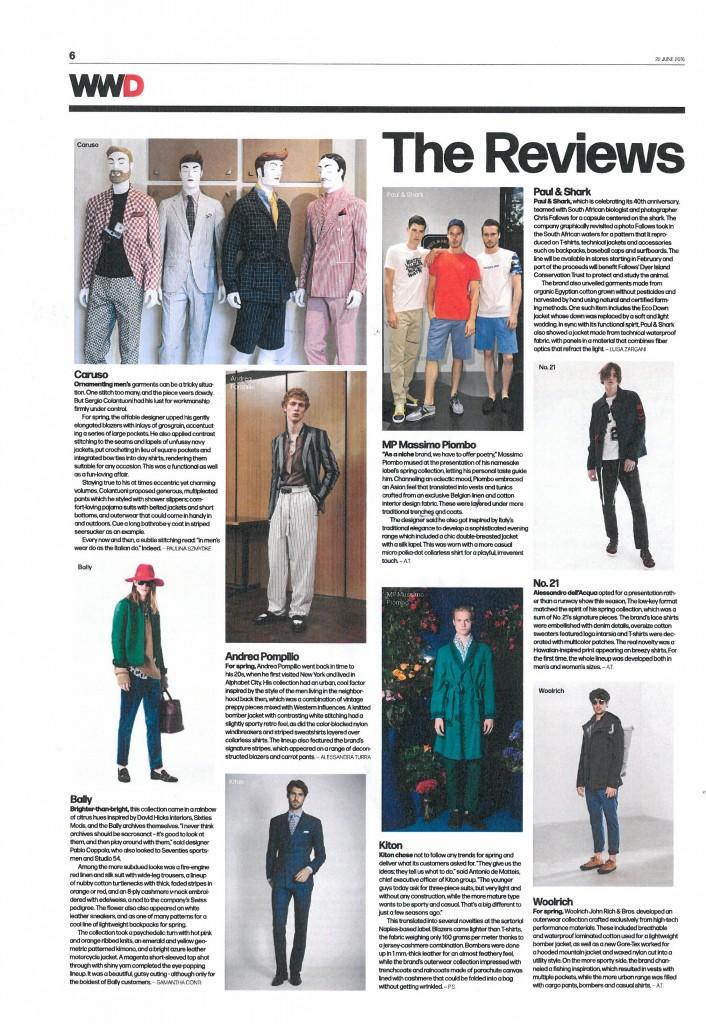 WWD Daily Edition July 22 pg. 6