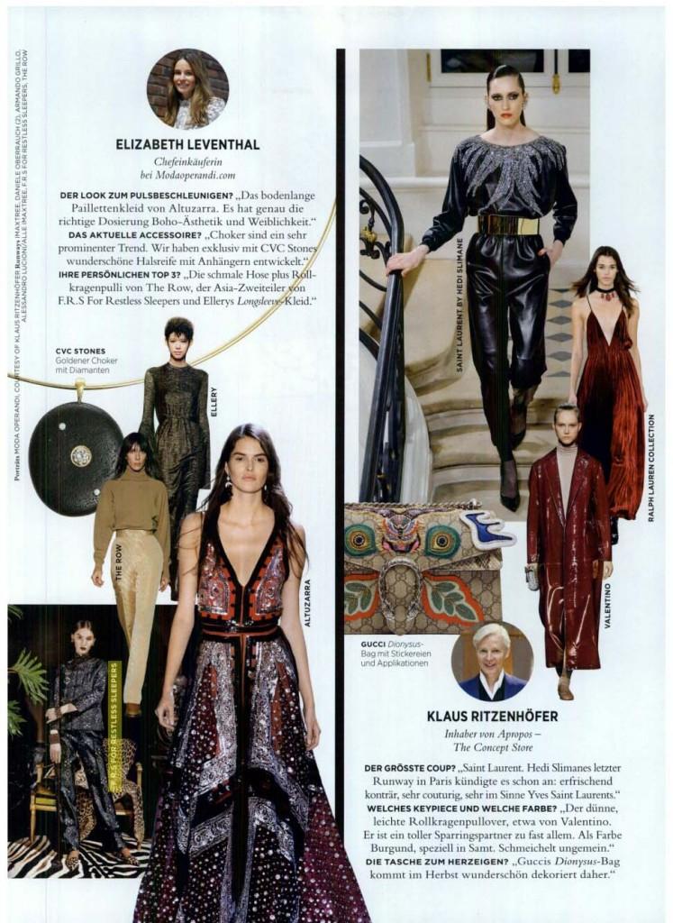 Harper's Bazaar Germany 8.16 p.23