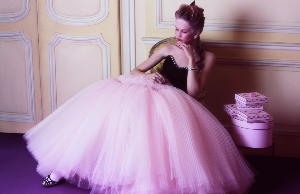 Giambattista Valli Haute  couture tatler russia