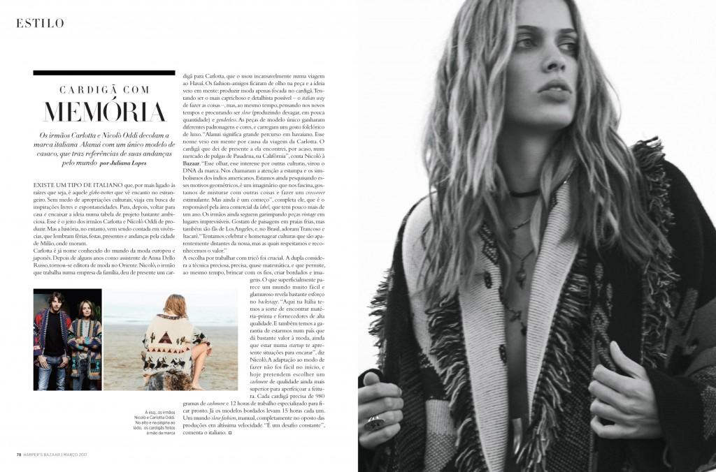 Harper's Bazaar Brazil 3.17 p.78-79
