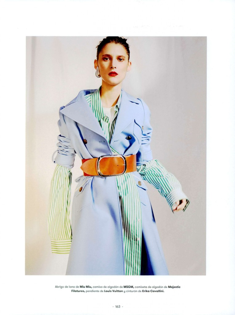 MSGM - L'OFFICIEL SPA - MAG17 - STYLING BY DONATELLA MUSCO