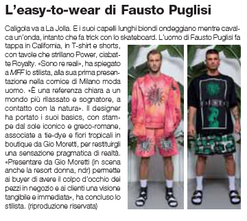 Fausto Puglisi_MF Fashio_20.06.17