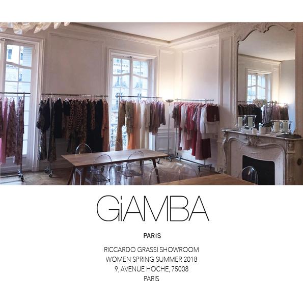 RGS GIAMBA PARIS