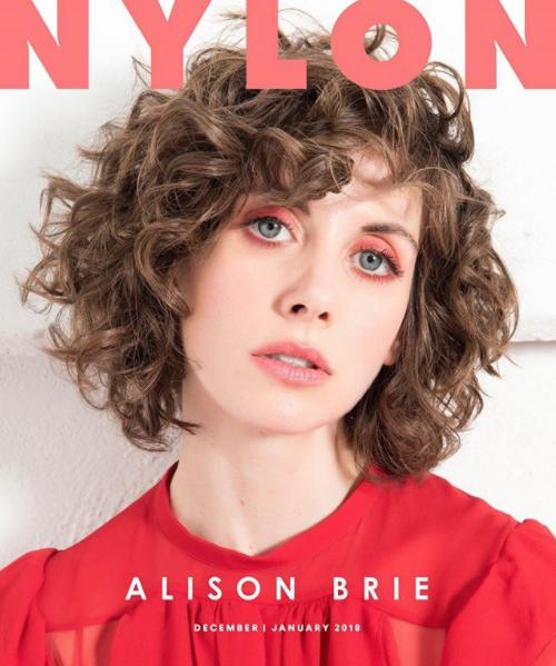 Alison Brie_Nylon