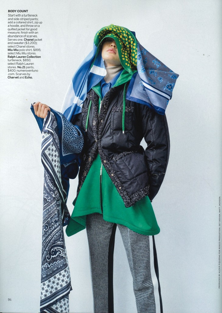 N21 in Vogue us