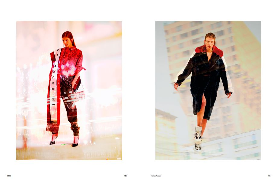 MSGM - MUSE 50 MAGAZINE - SET18 (4)