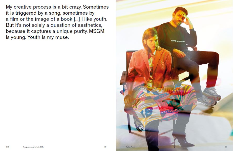 MSGM - MUSE 50 MAGAZINE - SET18 (6)