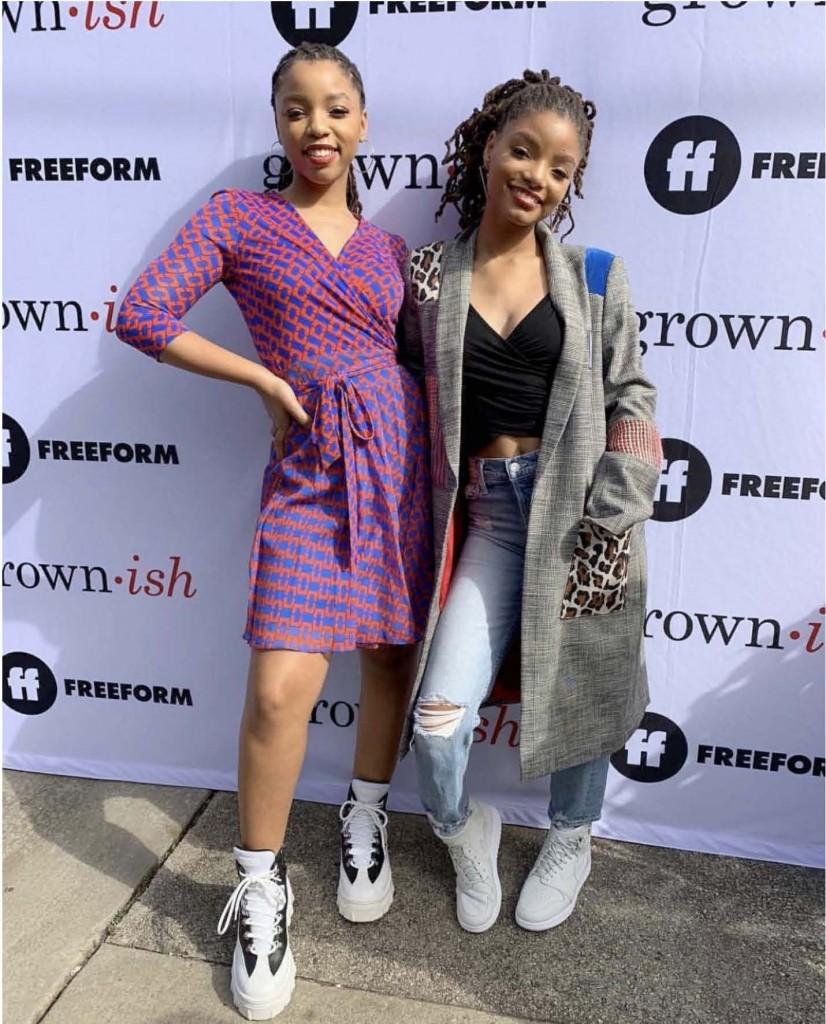 MSGM | Chloe Bailey at Grown-Ish Brunch Atlanta November 12th 2018
