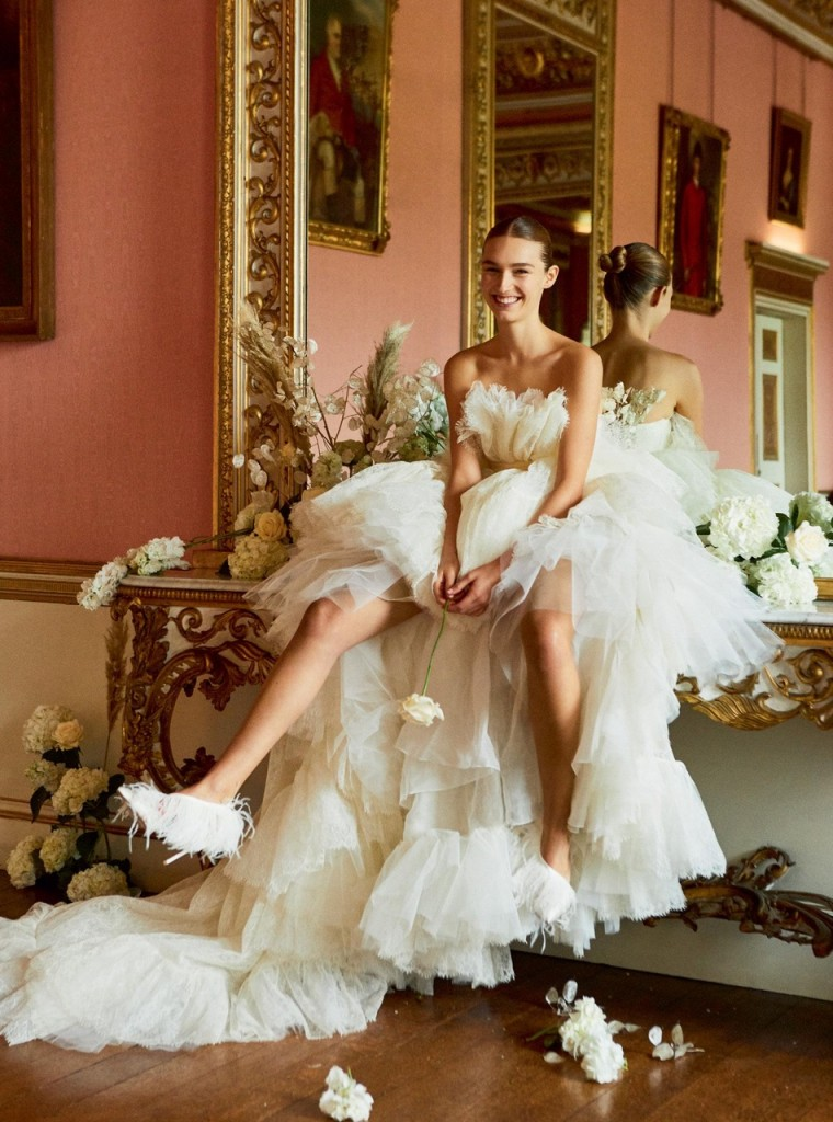 Giambattista Valli Haute Couture in Town & Country